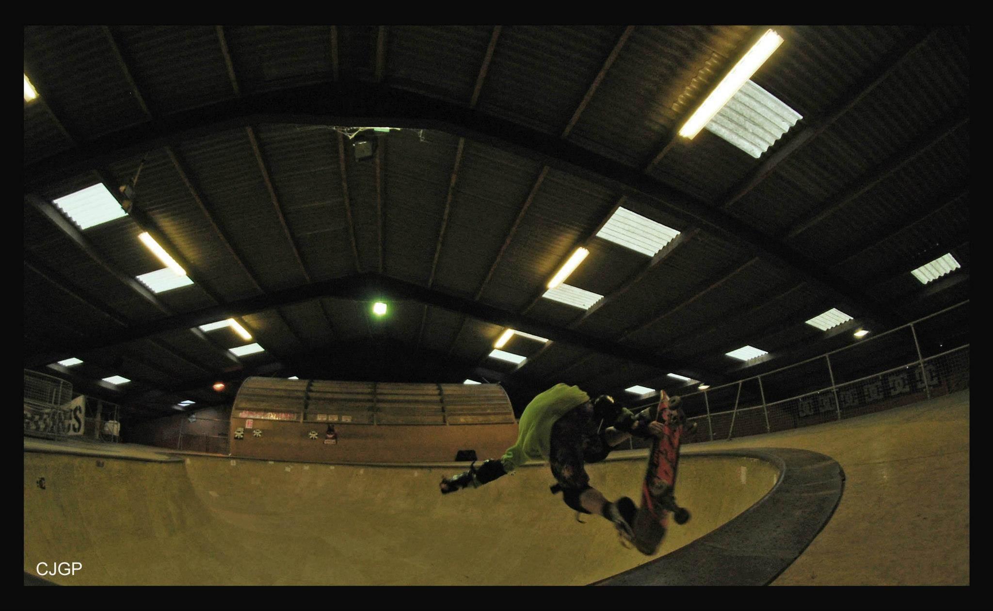 Wheel of Skate