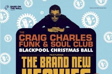 Blackpool Christmas Ball 14/12/13