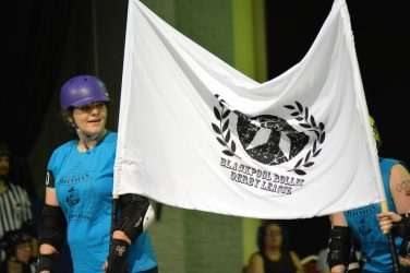 Bout & Proud - Blackpool Roller Derby