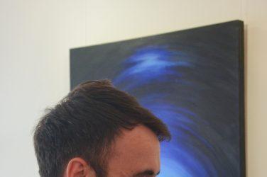 Blott curator Brett