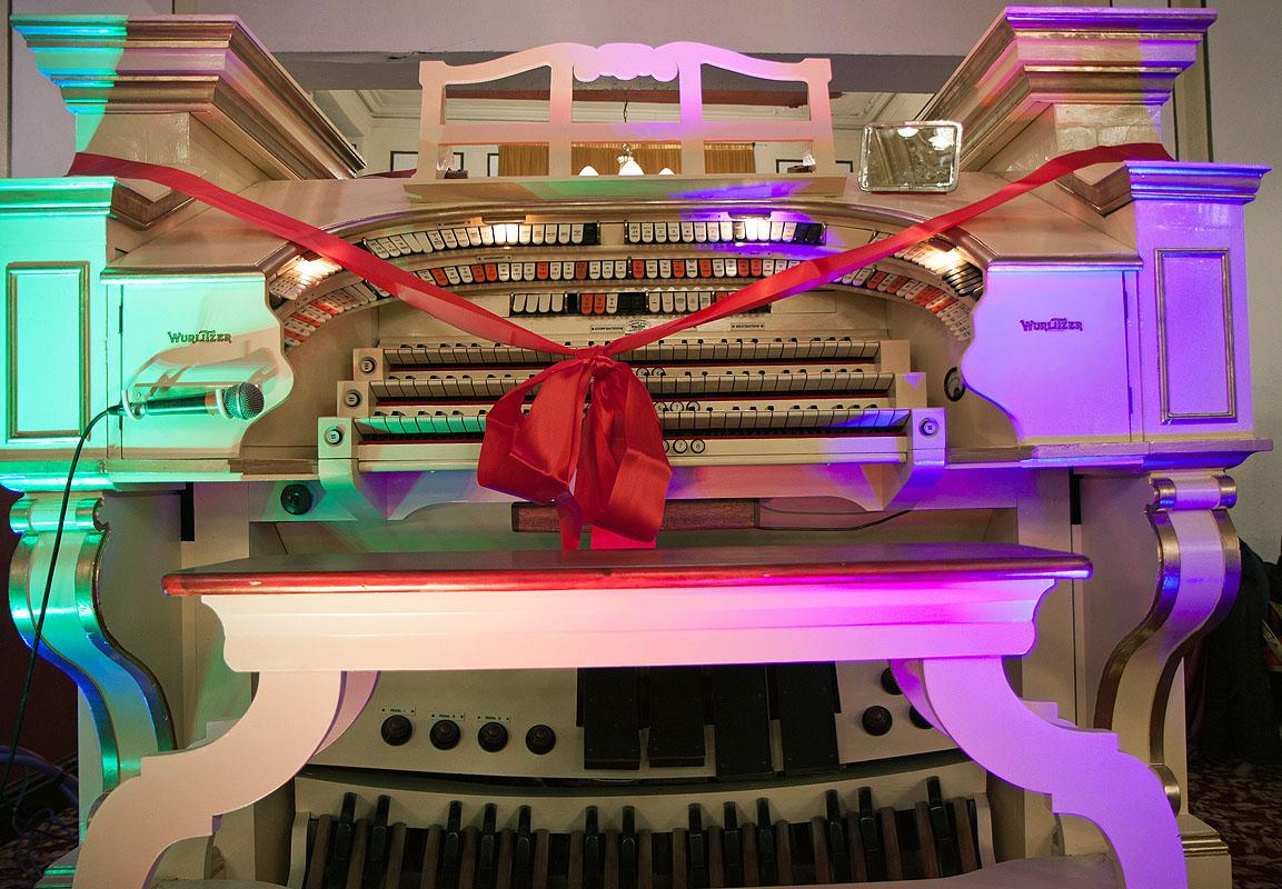 Winter Gardens Organ Launch by Dawn Manders