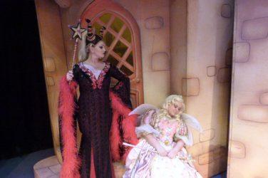 Sleeping Beauty - Jennifer Ellison & Hayley Kay
