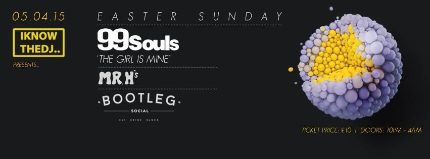 99 Souls @ Bootleg Social