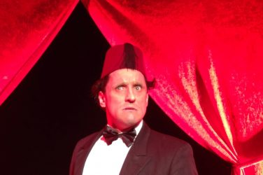 Tommy Cooper image Shrewsbury