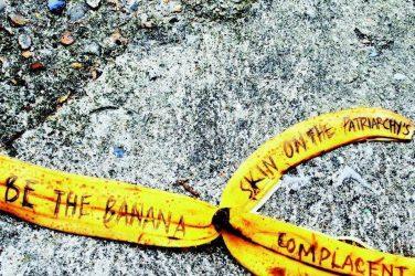Be The Banana Skin