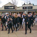 Easter Flashmob at Freeport