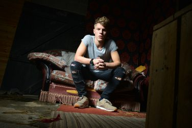 Nathan Grisdale who performs at Lytham Festival's Stage Too