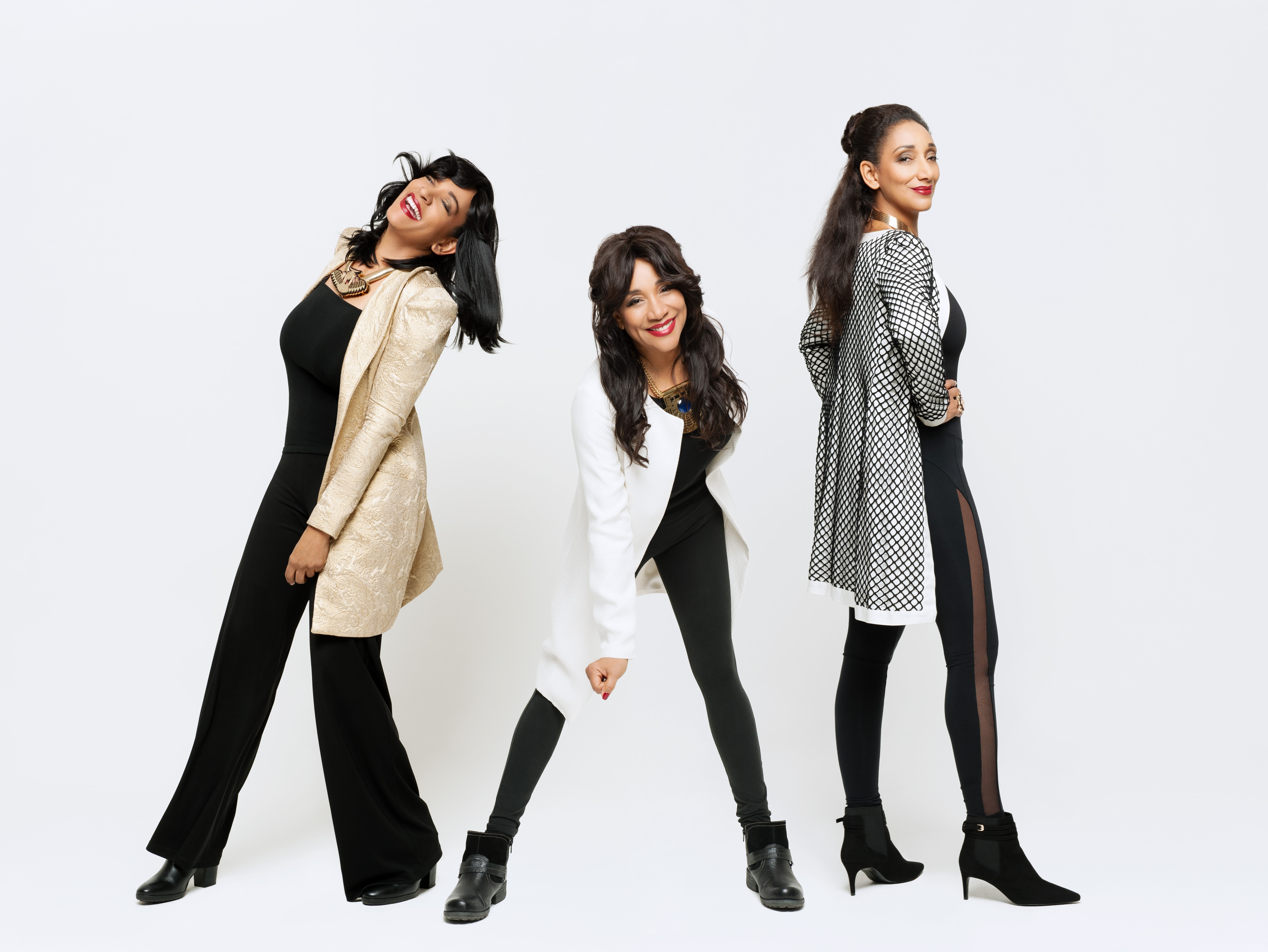 Sister Sledge are performing at Lytham Festival