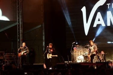 The Vamps at Switch On 2015