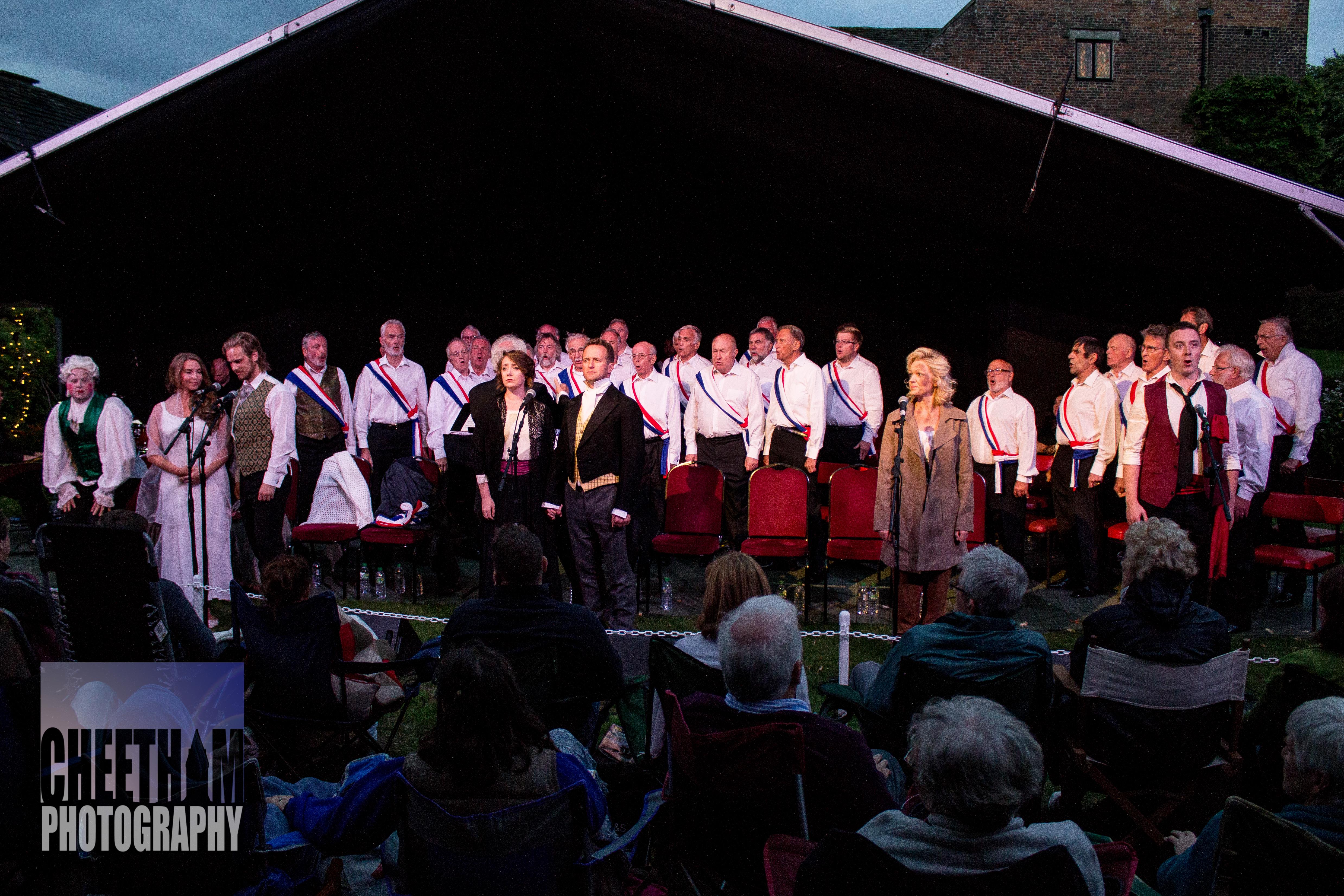 Tideswell Choir