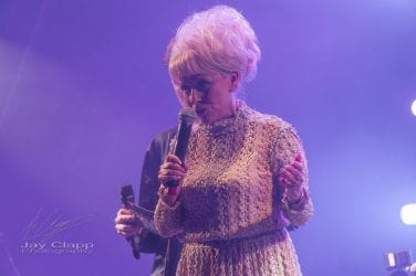 Dame Barbara Windsor at Switch On 2016