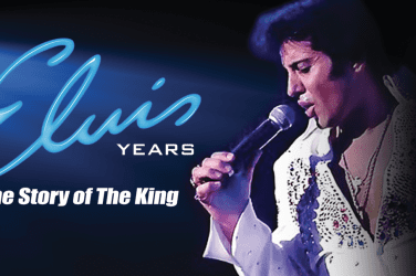 The Elvis Years at The Grand Theatre Blackpool
