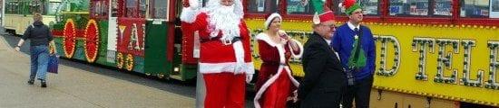 Santa Trams