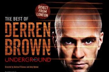 Derren Brown Underground