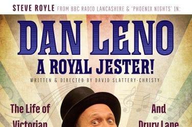 Dan Leno: A Royal Jester