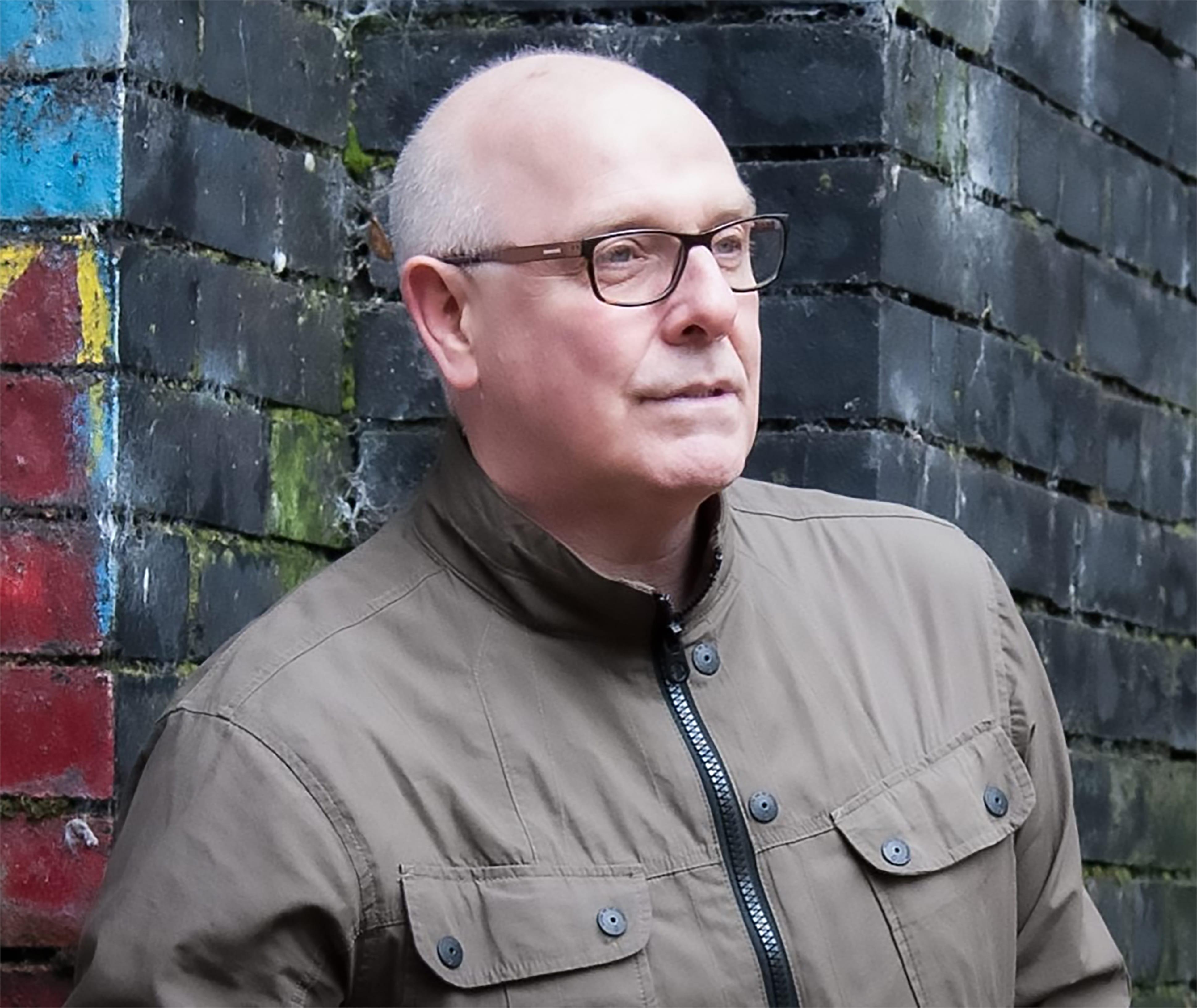 Nigel Stewart Author