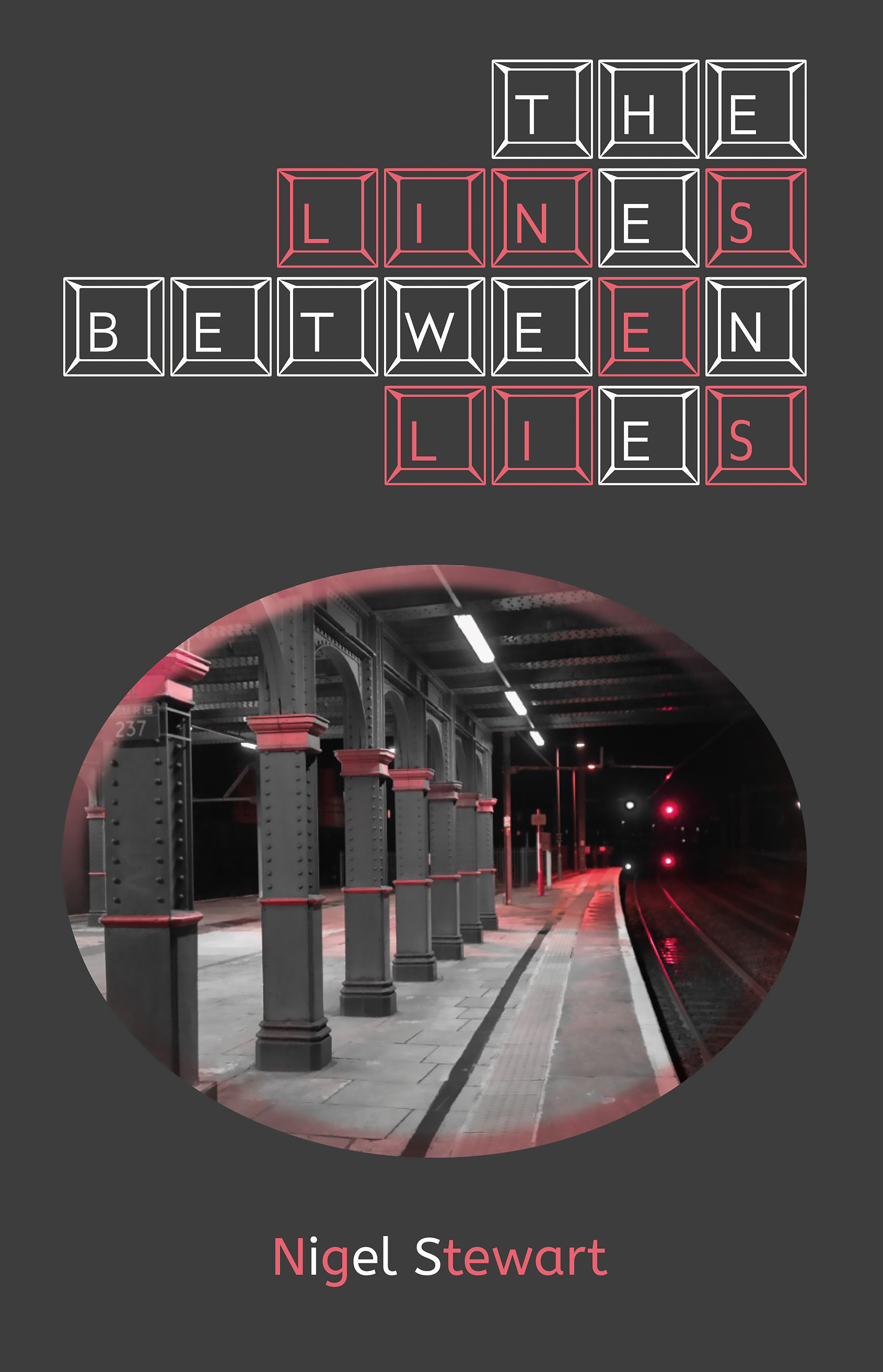 The Lines between Lies Cover