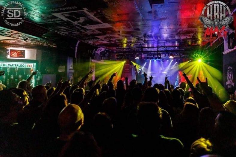 Head Bangers Ball Photography - Waterloo Music Venue