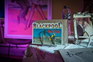 Love Letters from Blackpool - Image Claire Griffiths
