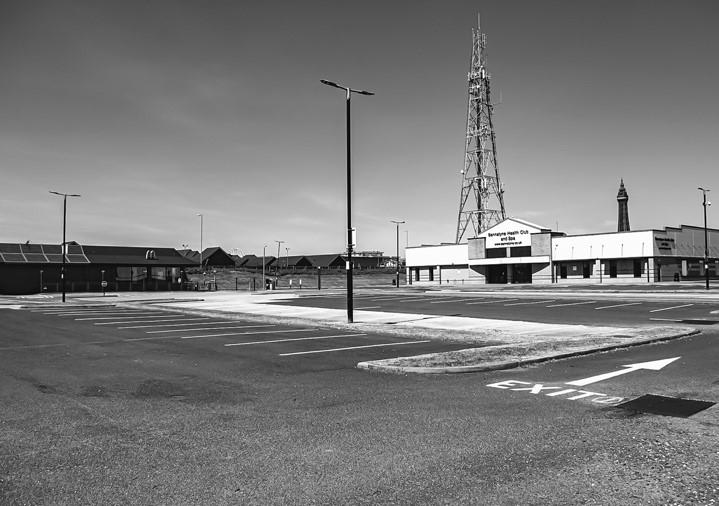 Emilia Zogo image - Blackpool in lockdown