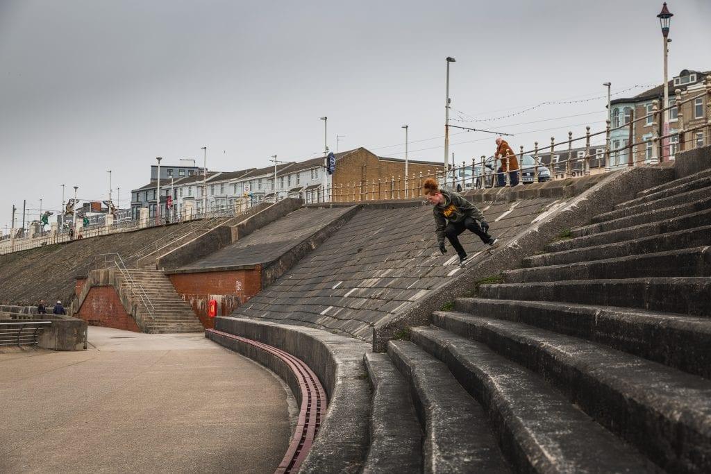 Logan Wilkinson - photo by Josh Sanderson